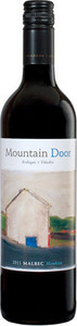 Mountain Door Malbec 2011 Bottle