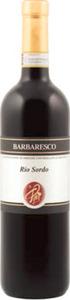 Pier Rio Sordo Barbaresco 2009, Docg Bottle
