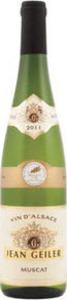 Jean Geiler Muscat Reserve Particuliere 2012 Bottle