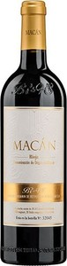 Macán Rioja 2009 Bottle