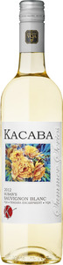 Kacaba Vineyards Susan's Sauvignon Blanc 2012, Niagara Peninsula Bottle