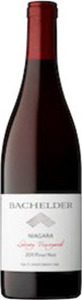 Bachelder Lowrey Vineyard Pinot Noir 2011, VQA St. David's Bench, Niagara Peninsula Bottle