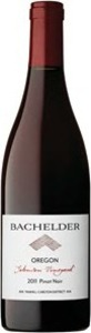 Bachelder Johnson Vineyard Pinot Noir 2011, Willamette Valley Bottle