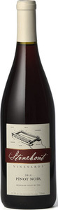 Stoneboat Pinot Noir 2010, BC VQA Okanagan Valley Bottle