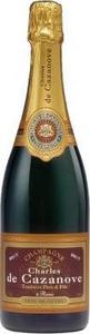Charles De Cazanove Premier Cru Brut Champagne Bottle