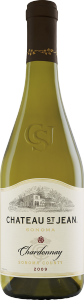 Chateau St. Jean Chardonnay 2012, Sonoma County Bottle