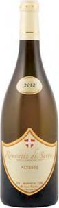 Maison Adrien Vacher Les Adrets Altesse Roussette De Savoie 2012 Bottle