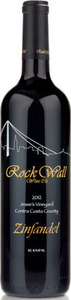 Rock Wall Jesse's Vineyard Zinfandel 2011, Contra Costa County, Central Coast Bottle