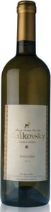 Traikovsky Wines Riesling 2011, Tikves Bottle
