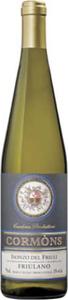 Cantina Cormòns Friulano 2012, Isonzo Del Friuli Bottle