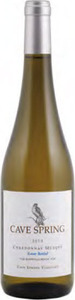 Cave Spring Estate Bottled Chardonnay Musqué 2012, Cave Spring Vineyard, VQA Beamsville Bench Bottle