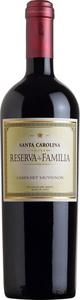 Santa Carolina Reserva De Familia Cabernet Sauvignon 2010, Maipo Valley Bottle