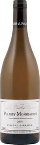 Vincent Girardin Les Vieilles Vignes Puligny Montrachet 2011 Bottle