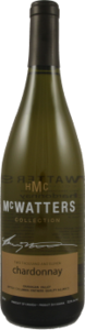 Hmc Mcwatters Collection Chardonnay 2012, Oliver Bottle