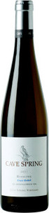 Cave Spring Estate Riesling 2012, VQA Beamsville Bench, Niagara Peninsula  Bottle