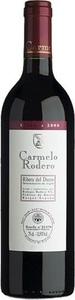 Carmelo Rodero Crianza 2010 Bottle