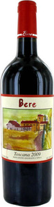 Viticcio Bere 2011, Igt Toscana Bottle