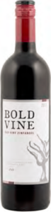 Bold Vine Old Vine Zinfandel 2012, Lodi Bottle