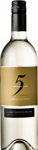 Mission Hill 5 Vineyards Sauvignon Blanc 2012, VQA Okanagan Valley Bottle