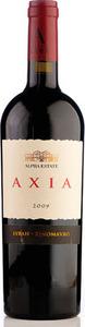 Axia Syrah/Xinomavro 2009, Florina Bottle