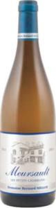 Domaine Bernard Millot Les Petits Charrons Meursault 2011 Bottle