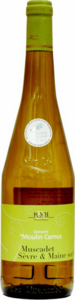 Moulin Camus Muscadet Sèvre Et Maine Sur Lie 2012 Bottle