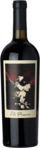 The Prisoner 2012, Napa Valley Bottle