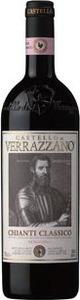 Castello Di Verrazzano Chianti Classico 2010 Bottle