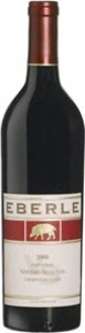 Eberle Vineyard Selection Cabernet Sauvignon 2006, Paso Robles Bottle