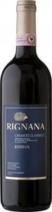 Rignana Chianti Classico Riserva 2006 Bottle