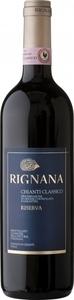 Rignana Chianti Classico Riserva 2010 Bottle