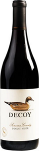 Duckhorn Decoy Pinot Noir 2012, Sonoma County Bottle