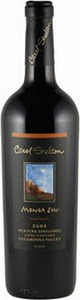 Carol Shelton Monga Zin Old Vine Zinfandel 2010, Lopez Vineyard, Cucamonga Valley Bottle