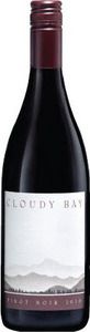 Cloudy Bay Pinot Noir 2012 Bottle