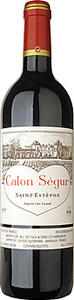 Château Calon Ségur 2010, Ac St Estèphe Bottle