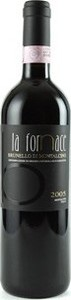 La Fornace Brunello Di Montalcino 2009 Bottle