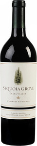 Sequoia Grove Cabernet Sauvignon 2010, Napa Valley Bottle