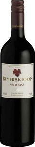 Beyerskloof Pinotage 2012, Wo Stellenbosch Bottle