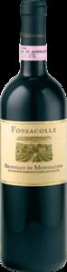 Fossacolle Brunello Di Montalcino 2007 Bottle