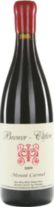 Brewer Clifton Mount Carmel Pinot Noir 2009, Mount Carmel Bottle