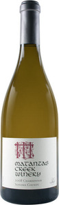Matanzas Creek Winery Chardonnay 2008, Sonoma County Bottle