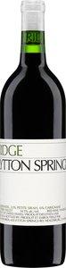 Ridge Lytton Springs 2011, Dry Creek Valley, Sonoma County Bottle