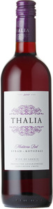 Thalia Mediterra Red Syrah Kotsifali 2013 Bottle