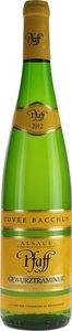 Pfaffenheim Gewurztraminer 2012, Ac Alsace Bottle