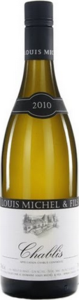 Louis Michel & Fils Chablis 2012 Bottle