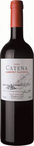 Catena Cabernet Sauvignon 2012 Bottle