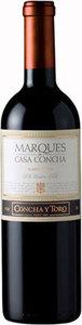 Concha Y Toro Marques De Casa Concha Carmenère 2008, Peumo Vineyard Bottle