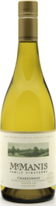 Mcmanis Chardonnay 2012, River Junction Bottle