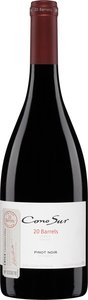 Cono Sur 20 Barrels Limited Edition Pinot Noir 2012, Casablanca Valley, El Triángulo Estate Bottle