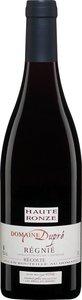Domaine Dupré Régnié Haute Ronze 2012 Bottle